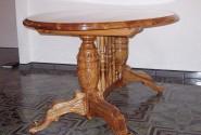 Jedálenský stôl - orech