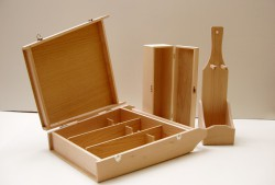 Krabičky na víno