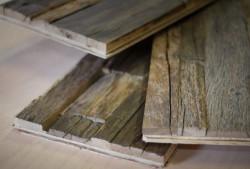 Obklad zo starého dreva