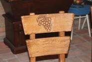 Stolička dub